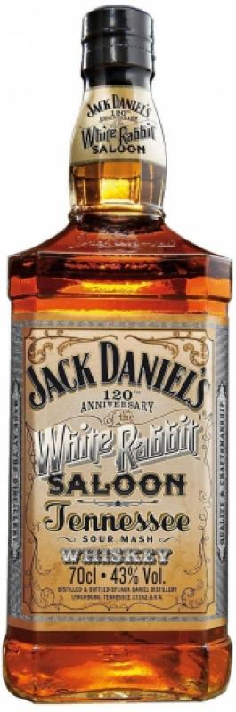 Jack Daniel's White Rabbit Saloon Tennessee Whiskey
