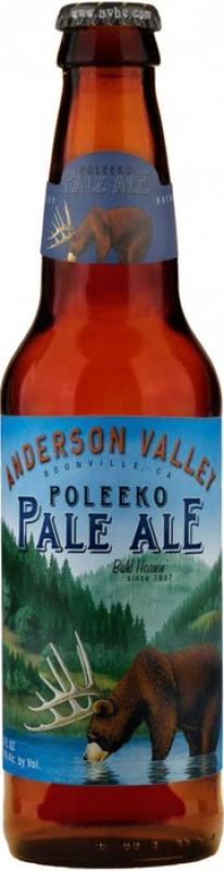 Anderson Valley, Poleeko Pale Ale
