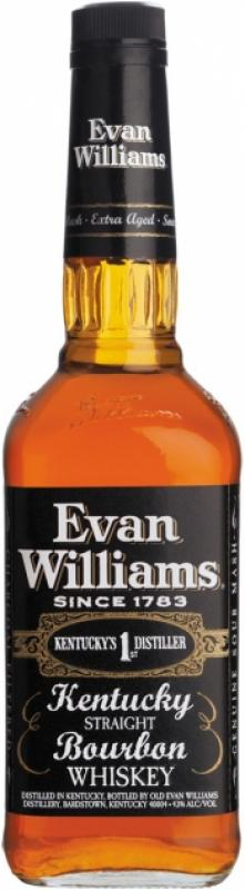 """Evan Williams"" Extra Aged"