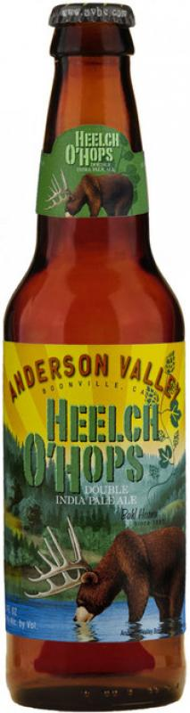 "Anderson Valley, ""Heelch O'Hops"""