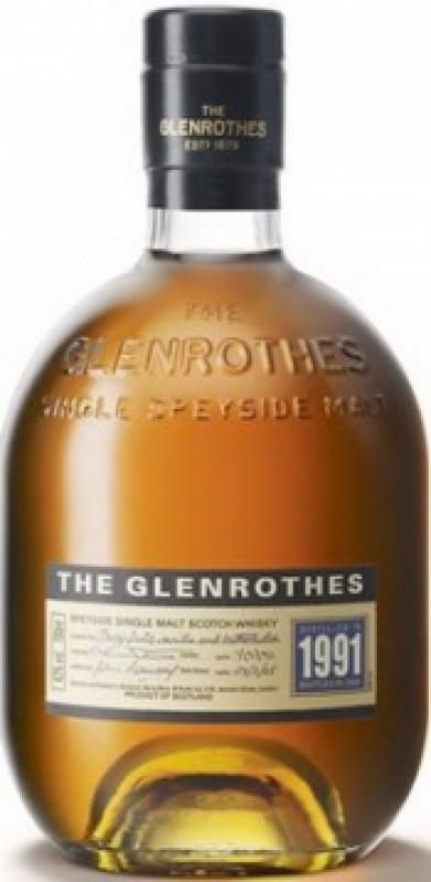 Glenrothes Single Speyside Malt 1991