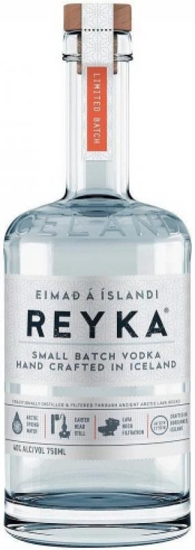 """Reyka"" Small Batch Vodka"