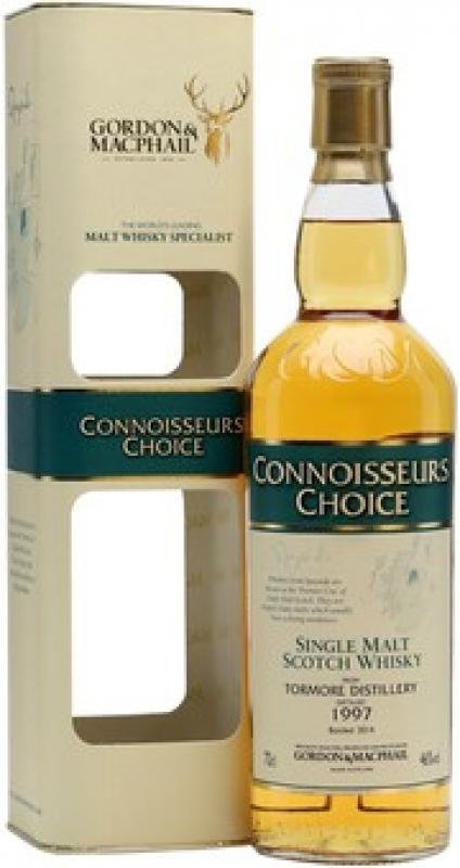 "Tormore ""Connoisseur's Choice"", 1997, gift box"