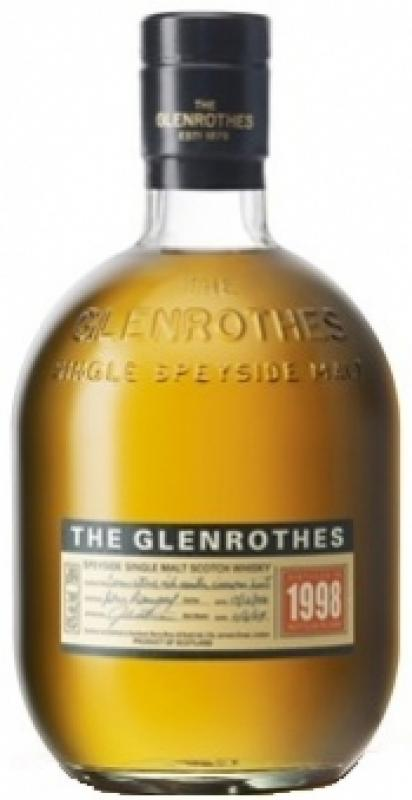 Glenrothes Single Speyside Malt, 1998