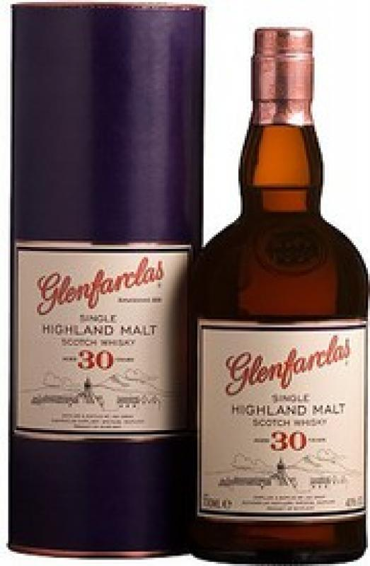 Glenfarclas 30 years, In Tube