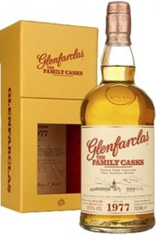 Glenfarclas 1977 Family Casks (50%), in gift box