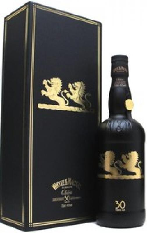 """Whyte & Mackay"" Oldest 30 Year Old, box"