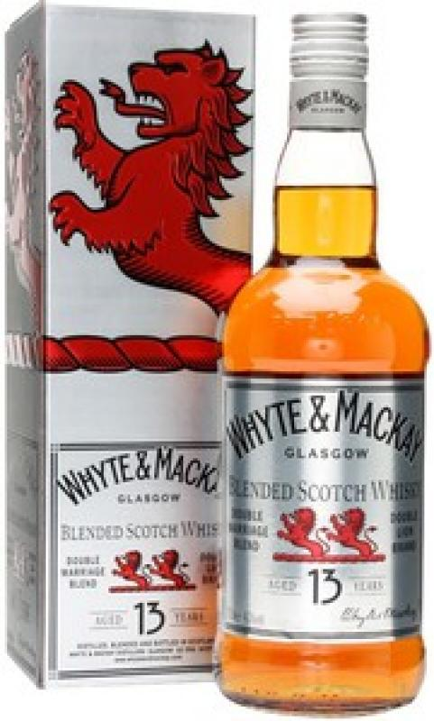 """Whyte & Mackay"" The Thirteen, 13 Years Old, gift box"