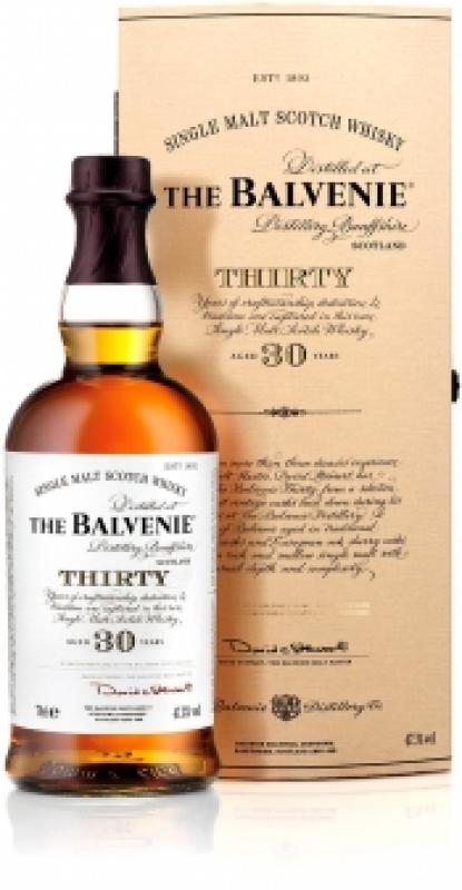 Balvenie Thirty, 30 Years Old, gift box