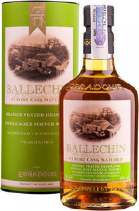 """Ballechin"" #3, Port Cask Matured, gift box"