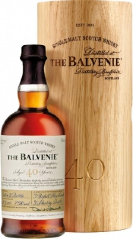 Balvenie Forty, 40 Years Old, gift box
