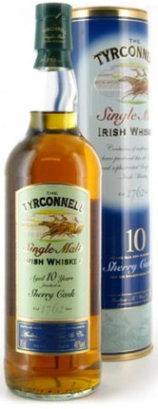 """Tyrconnell"" 10 years Sherry Cask, In Tube"