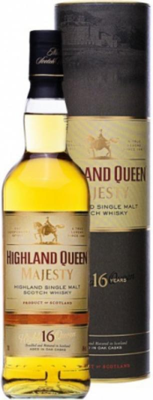 """Highland Queen"" Majesty, 16 Years Old, in tube"