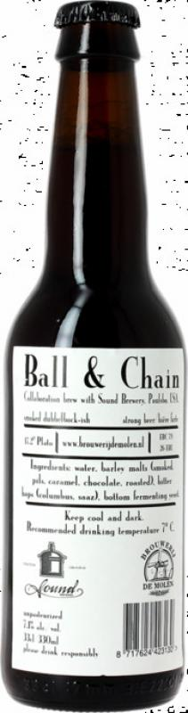 "De Molen, ""Ball & Chain"""
