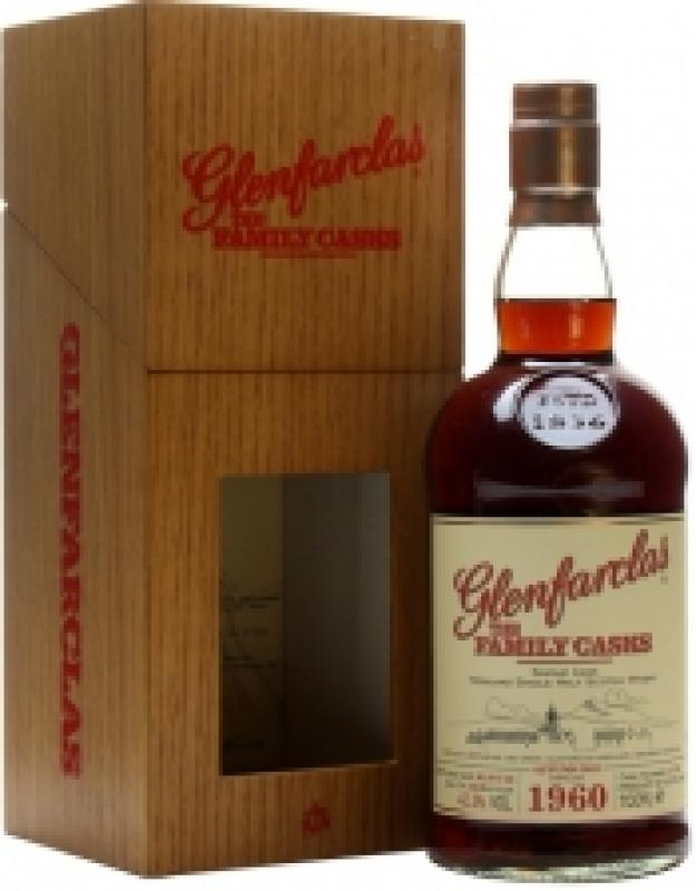 "Glenfarclas 1960 ""Family Casks"" (42,3%), in gift box"