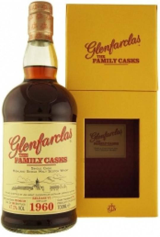 Glenfarclas 1960 Family Casks, in gift box