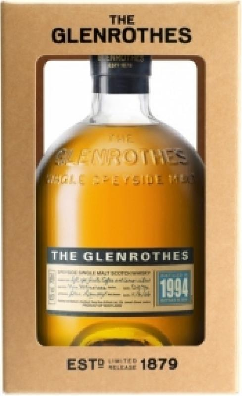 Glenrothes Single Speyside Malt 1994