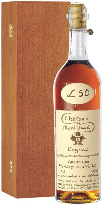 "Chateau de Montifaud ""Heritage Louis Vallet"" 50 Year Old"