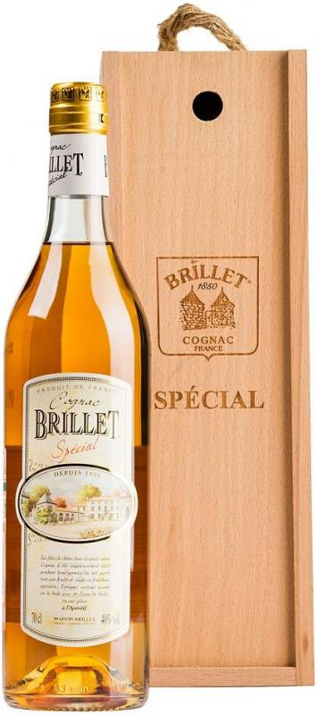 Brillet Special Petite Champagne, gift box