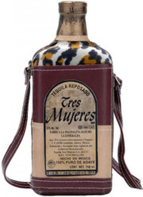 """Tres Mujeres"" Reposado, in leather case"