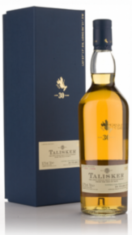 Talisker 30 Years Old Limited Edition