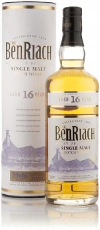 Benriach 16 years old, In Tube