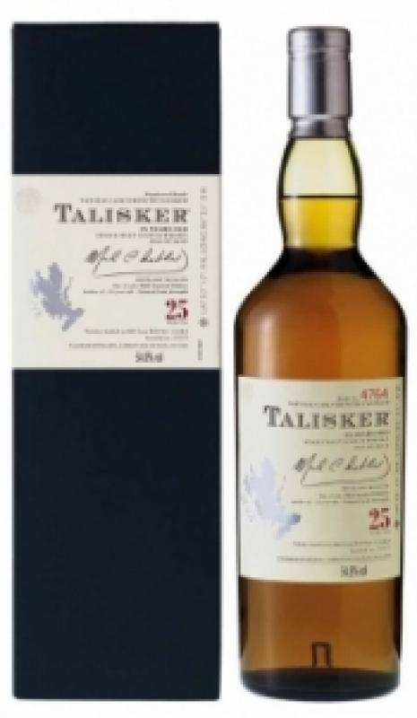 Talisker 25 Years Old Limited Edition