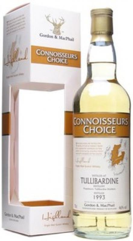 "Tullibardine ""Connoisseur's Choice"", 1993, gift box"