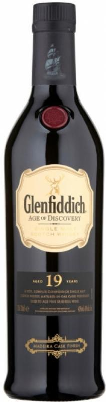 Glenfiddich Age of Discovery Madeira Cask 19 years