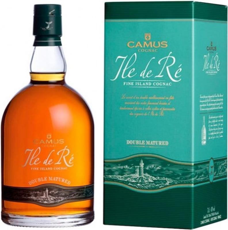 "Camus ""Ile de Re"" Double Matured, gift box"