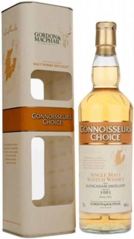 "Glencadam ""Connoisseur's Choice"", 1991, gift box"
