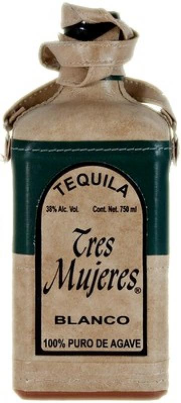 """""""Tres Mujeres"""" Blanco, in leather case"""