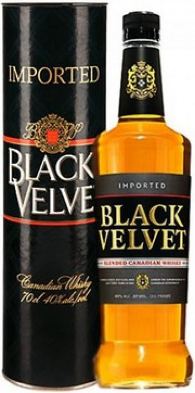 Black Velvet, in box