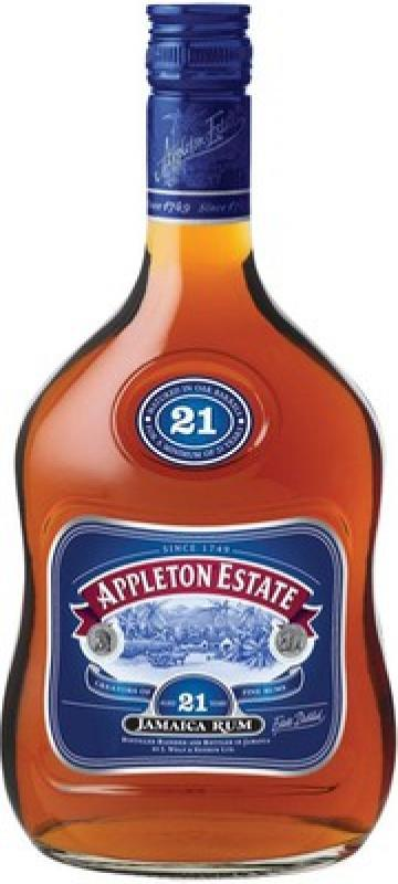 """Appleton Estate"" 21 Years Old"