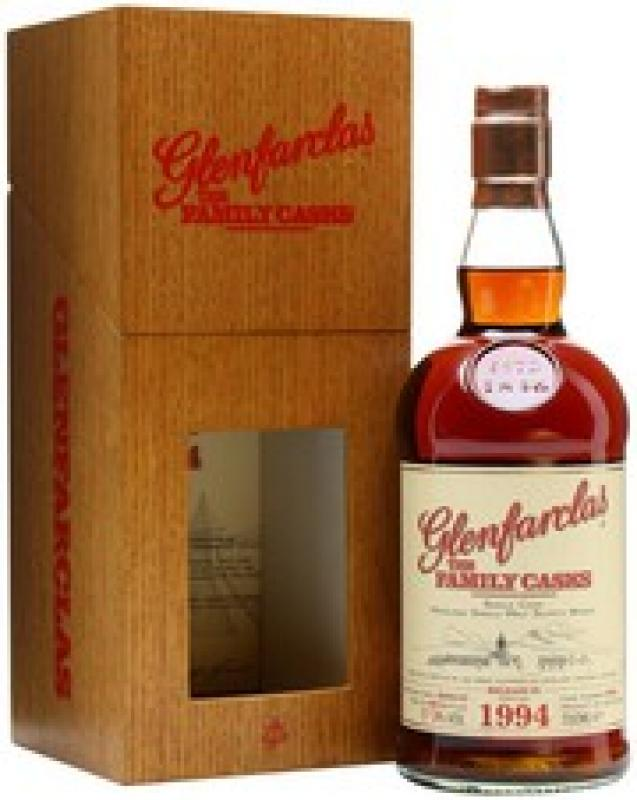 Glenfarclas 1994 Family Casks, in wooden box