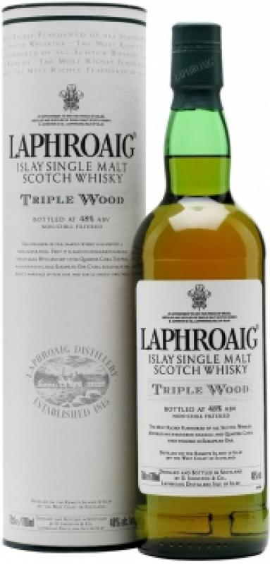 "Laphroaig ""Triple Wood"", in tube"
