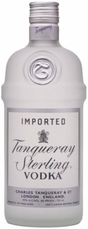 "Tanqueray, ""Sterling"""