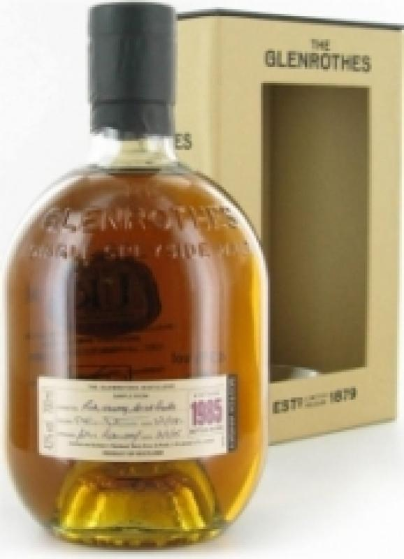 Glenrothes Single Speyside Malt 1985