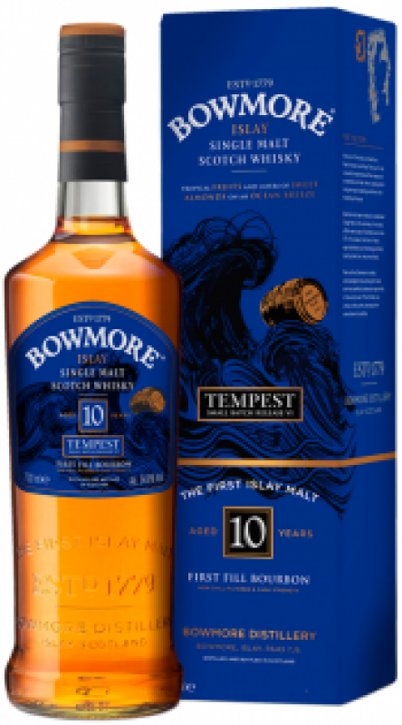 "Bowmore, ""Tempest"" Batch №5, gift box"