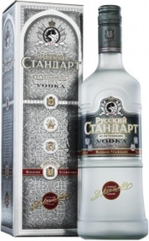"""Russian Standard"" Original, in box"