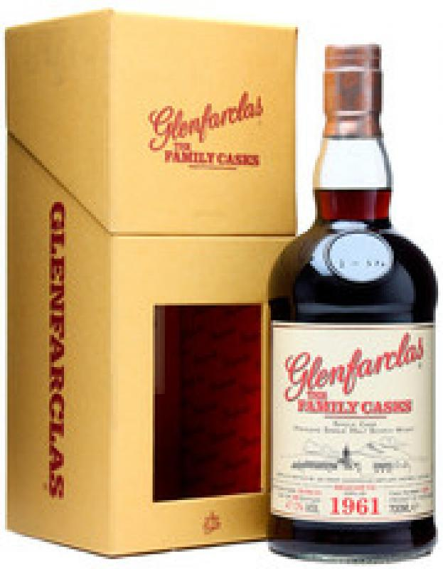 Glenfarclas 1961 Family Casks, in gift box