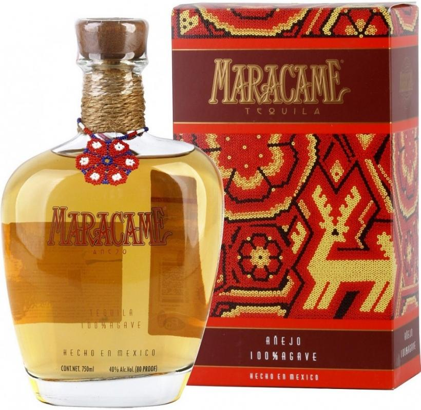 """Maracame"" Anejo, gift box"