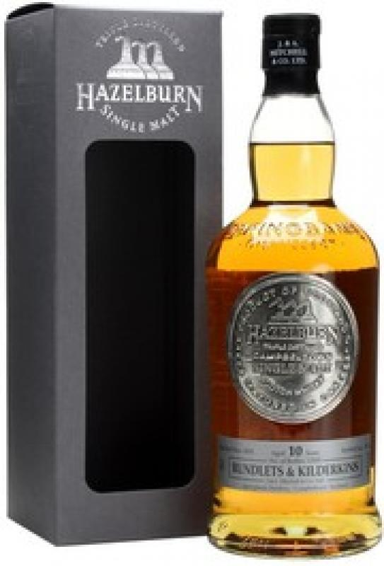 """Hazelburn"" 10 Year Old Rundlets & Kilderkins, gift box"