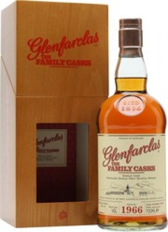 Glenfarclas 1966 Family Casks, in wooden box