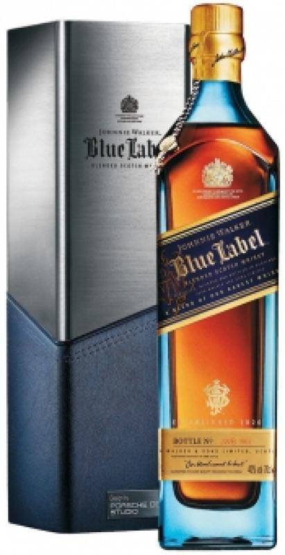 "Johnnie Walker, ""Blue Label"", chiller box"