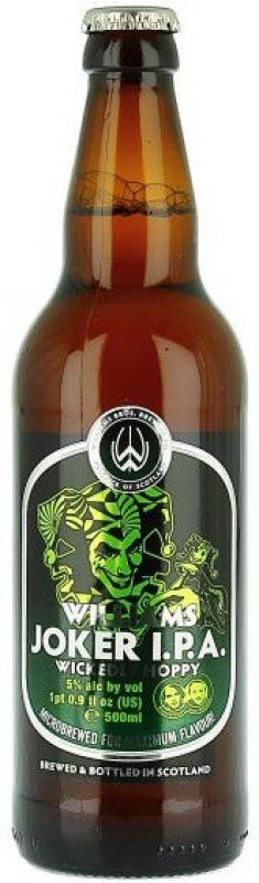 "Williams, ""Joker"" IPA"
