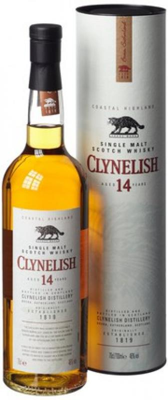 Clynelish 14 Year Old, gift box