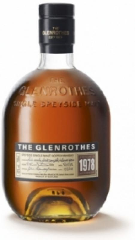 Glenrothes Single Speyside Malt, 1978