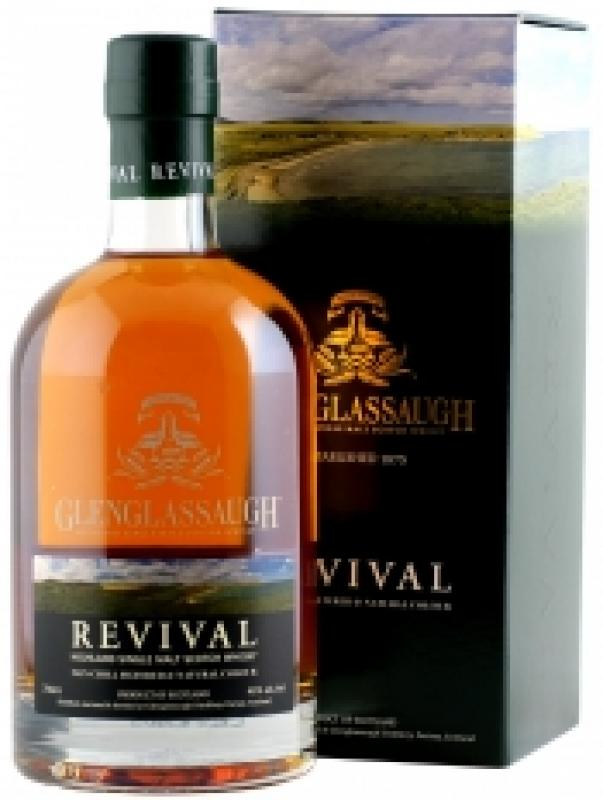 "Glenglassaugh, ""Revival"", gift box"
