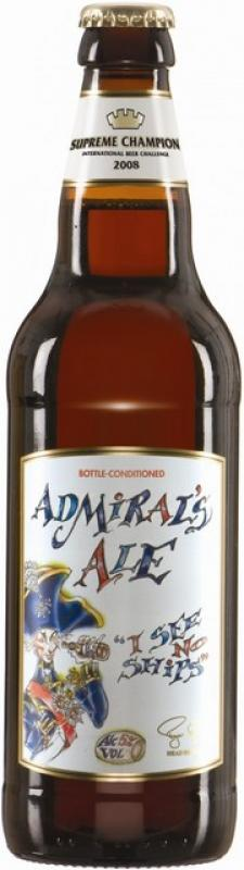 """St. Austell, """"Admiral's Ale"""""""